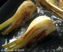 cuisiner le fenouil braisé fenouil braisé la tambouille de bouille
