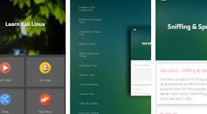 kali linux apk learn kali linux mod apk android