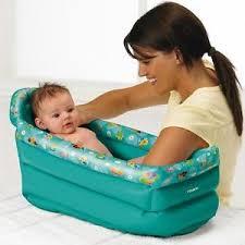 travel bathtub baby inflatable baby bath tub baby toddler portable travel bath brand