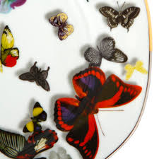 butterfly platter buy christian lacroix butterfly parade platter amara