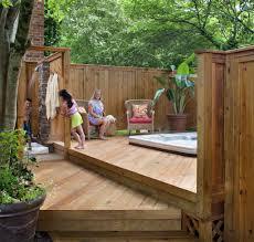 garden portable tub designs ideas portable tub spa for