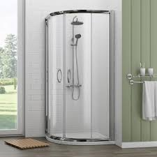 800 Shower Door Newark 800 X 800mm Quadrant Shower Enclosure With Pearlstone Tray