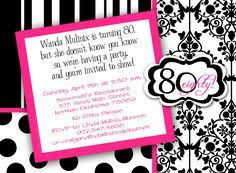 surprise birthday invitations templates for adults google search