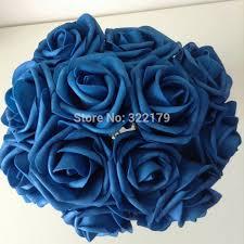 bulk artificial flowers artificial wedding flowers bridal bouquets 7cm foam roses