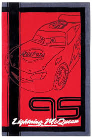 Kids Race Track Rug by Cars Area Rug Roselawnlutheran