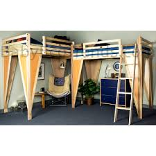 American Made Bunk Beds American Made Adjustable Loft Bed Solid Hardwood Usa Made Eco