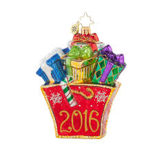 christopher radko ornaments 2016 dated radko presently shopping