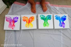 butterfly footprint events to celebrate