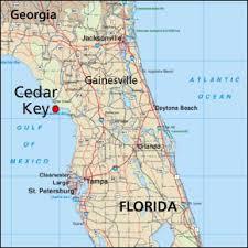 florida map where is cedar key florida interactive map of cedar key fl usa