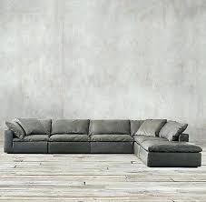 restoration hardware cloud sofa reviews restoration hardware cloud sectional leather chair google search bed