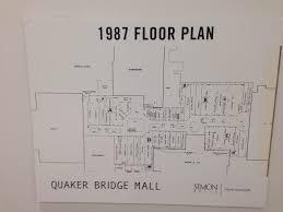quakerbridge mall upper level in 1987 dan asnis flickr