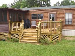 porches and decks for mobile homes offering stunning presentation