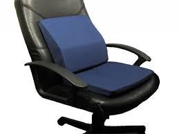 Car Desk Chair Orthopaedic Memory Foam Seat Cushion Pad Lumbar Back Support Car