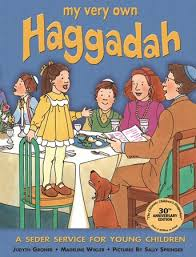 seder for children israel book shop my own haggadah a seder service for