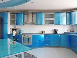 two tone kitchen cabinet with lovely design ideas