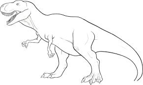 dinosaur coloring pages free free printable dinosaur coloring