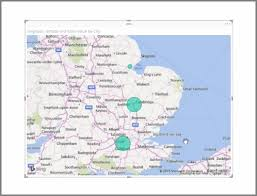 data map how to use map visualizations