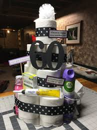 birthday gift for turning 60 toilet paper cake gift happy 60th themed presents
