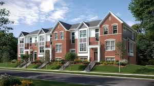 row homes lexington homes to start sales this spring at lexington walk a new
