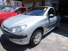 peugeot used car prices used peugeot 206 silver 2004 206 silver for sale phoenix