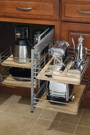 Kitchen Base Corner Cabinet by Kitchen Cabinet Organization Products Schrock