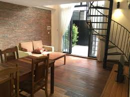 duplex style 1bedroom apartment for rent in bkk3 area flat for