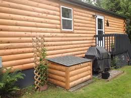 10 best manufactured log cabins images on cottage
