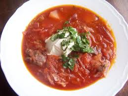 russe en cuisine soupe piquante cuisine russe cuisine tunisienne