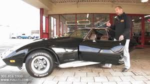 1974 corvette stingray value 1974 chevrolet corvette stingray t top for sale with test drive