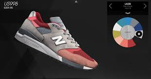customize your own balance now lets you design your own custom nb998