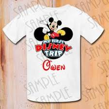 matching family shirts for disney set of 5 story themed mouse