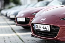 mazda motors uk mercedes slc 180 said to compete with mx 5 rf and abarth 124
