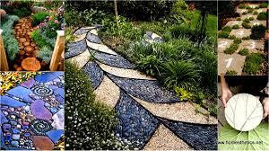 garden inspiration diy garden walkway projects inspiration for this spring