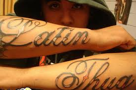 45 amazing thug tattoos and ideas
