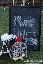 Backyard Movie Night Backyard Movie Night Party Backyard Movie Night Party Backyard