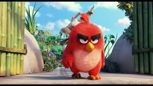 the first official the angry birds trailer is up to you to