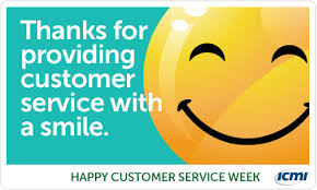 send a customer service week e card
