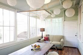 jesse u0027s modern bachelor pad house tours sun and screened in patio