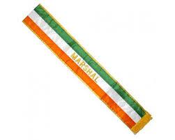 custom sash parade sashes for st patricks day parades custom sashes
