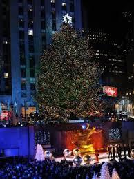 see the evolution of the rockefeller center christmas tree