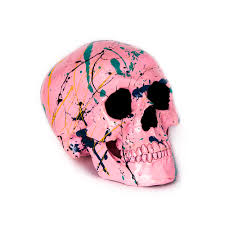 gum skull ornament atelier poly garage