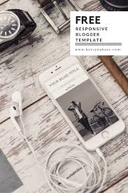free blogger template download kotryna bass blog