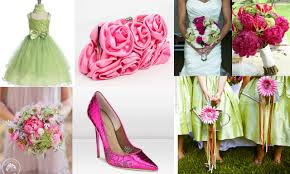 fuchsia pink wedding theme wedding ideas to try timelessly