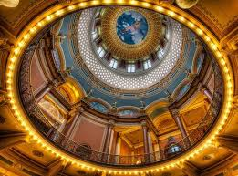 law library des moines iowa capitol dome looking up iowa iowa state and building