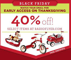 amazon black friday red flyer tricylce radio flyer black friday and cyber monday discounts and coupon