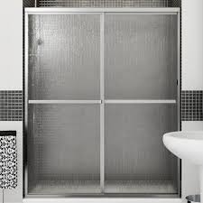 48 Shower Doors Evergreen Polar 48 Shower Door W Raindrop Glass By Maax Surplus