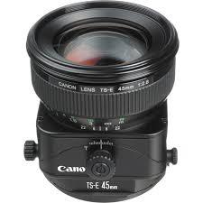 canon ts e 45mm f 2 8 tilt shift lens 2536a004 b u0026h photo video