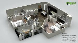 Total 3d Home Design Free Trial 3d House Floor Plan Vill Plan3d Free Trial Studio Apartment