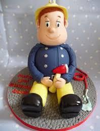 fireman sam naughty norman cakes u0026 cake decorating daily