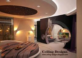 Modern Brown Bedroom Ideas - ceiling bedroom design decor donchilei com